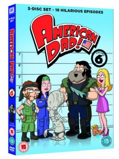 Tv Series - American Dad: Volume 6