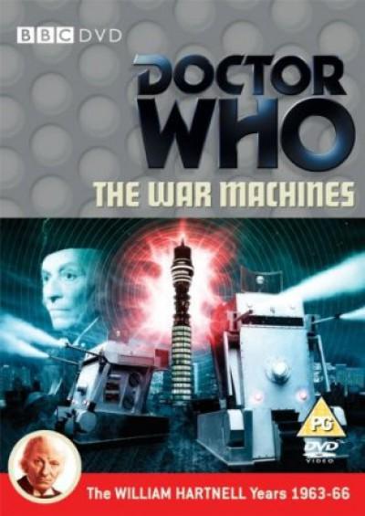 Dr. Who - War Machine