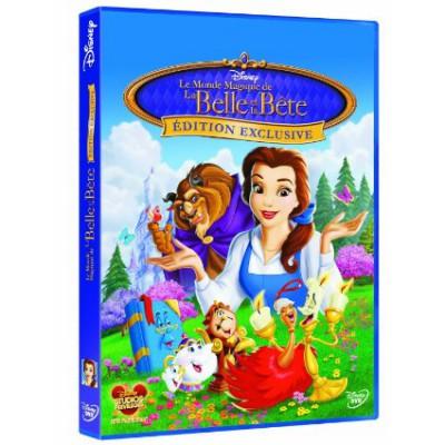 Animation - La Belle Et La Bete  ..