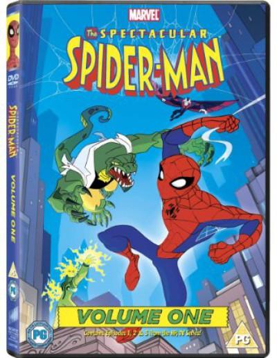 Cartoon - Spectacular Spider Man 1