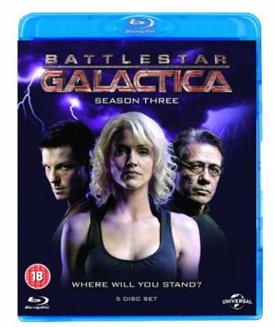 Tv Series - Battlestar Galactica..S.3