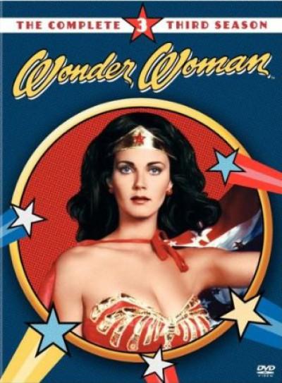 Tv Series - Wonder Woman Season 3