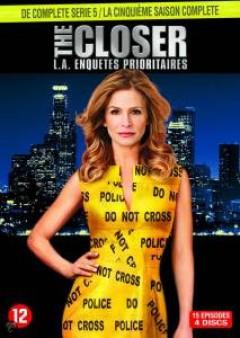 Tv Series - Closer Season 5