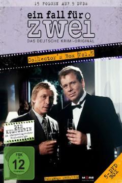 Tv Series - Ein Fall Fur Zwei Box 5