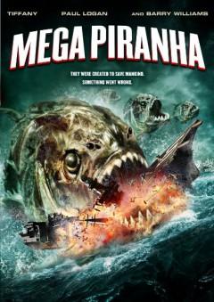 Movie - Mega Piranha