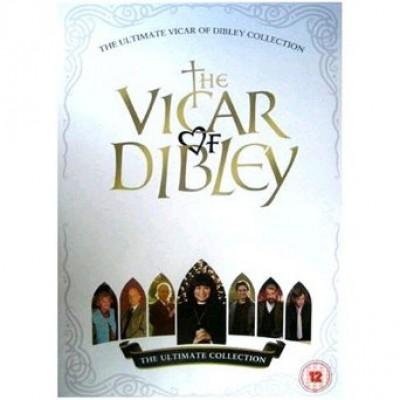 Tv Series - Vicar Of Dibley Ultimate