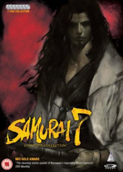 Animation - Samurai 7 Complete..