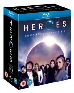 Tv Series - Heroes Season 1&2