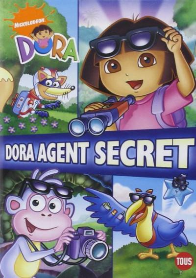 Animation - Dora Agent Secret