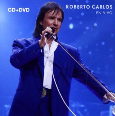 Carlos, Roberto - En Vivo  (Cd+Dvd)