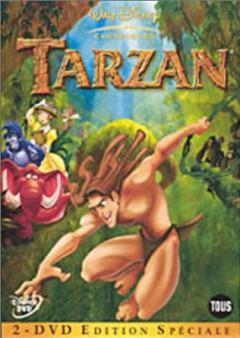 Animation - Tarzan  Spec