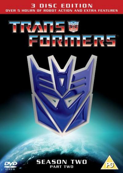 Animation - Transformers   Season 2.2