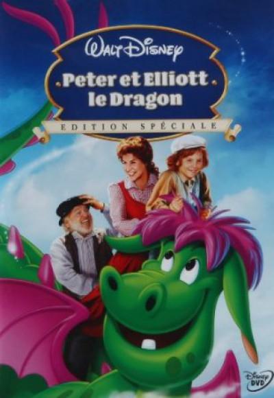Animation - Peter Et Elliot Le Dragon