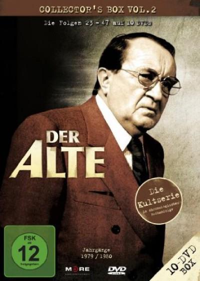 Tv Series - Der Alte Box 2