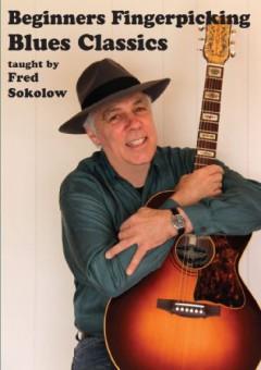 Sokolow, Fred - Beginners Fingerpicking..