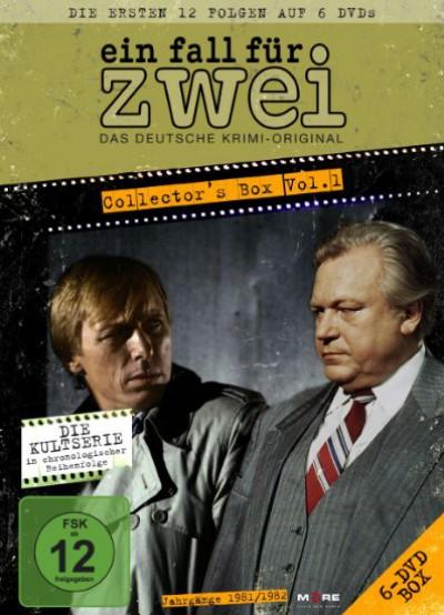Tv Series - Ein Fall Fur Zwei..