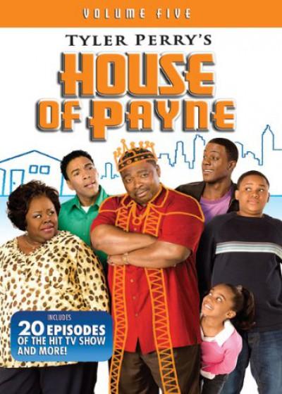 Tv Series - House Of Payne Vol.5