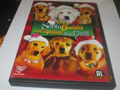 Movie - Santa Buddies
