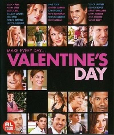 Movie - Valentine's Day