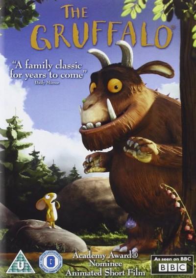 Animation - Gruffalo