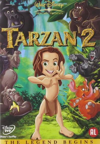 Animation - Tarzan 2