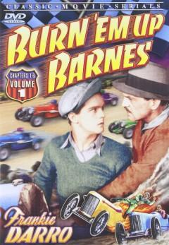 Tv Series - Burn 'Em Up Barnes