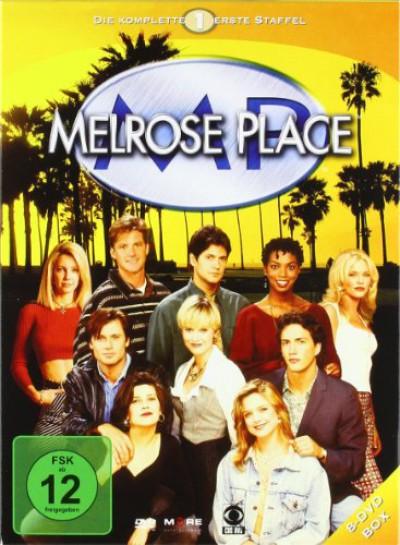 Tv Series - Melrose Place  Staffel 1