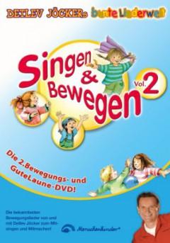 Jocker, Detlev - Singen & Bewegen Vol.2