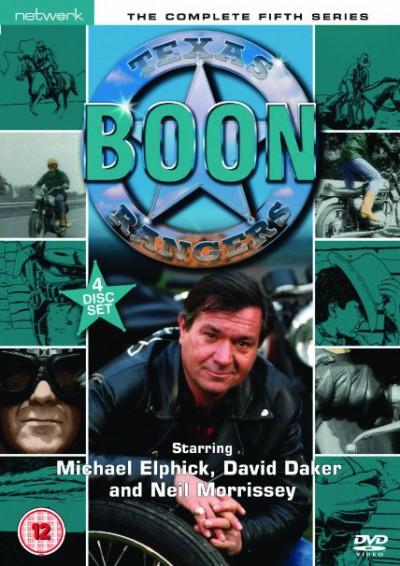 Tv Series - Boon: Series 5