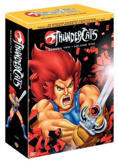 Animation - Thundercats: Season 2 V.1