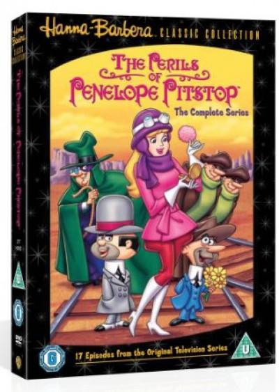 Animation - Penelope Pitstop