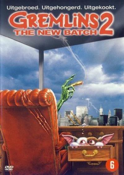 Movie - Gremlins 2:The New Batch