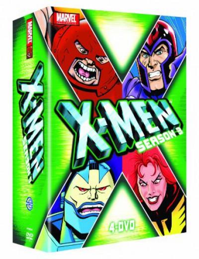 Animation - X Men Season 3 Box Set