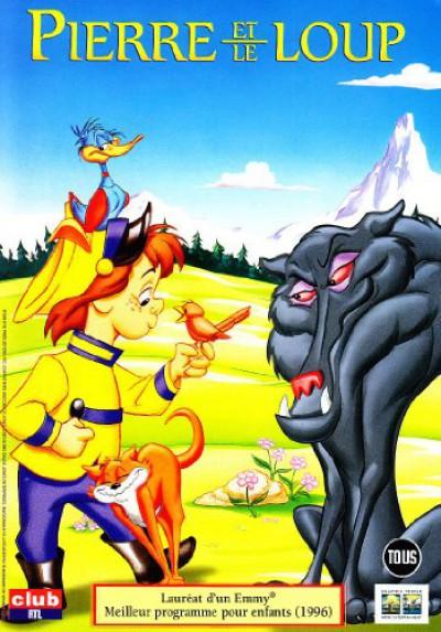 Animation - Pierre Et Le Loup