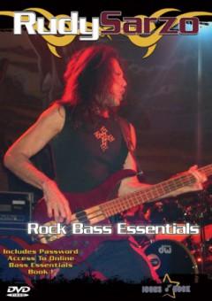 Instructional - Rudy Sarzo  Rock Bass Ess