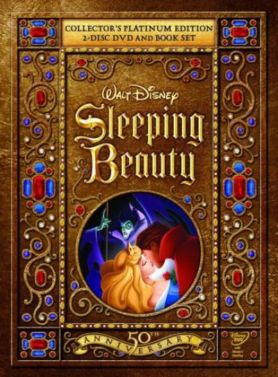Animation - Sleeping Beauty  Spec