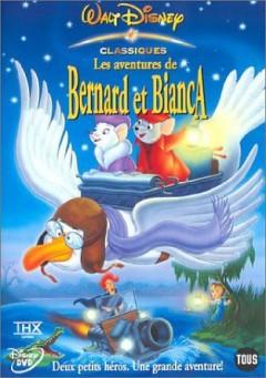 Animation - Bernard Et Bianca