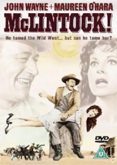 Movie - John Wayne   Mclintock!
