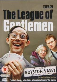 Tv Series - League Of Gentlemen  3