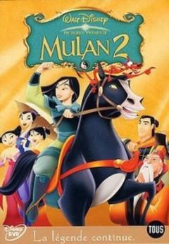 Animation - Mulan 2  French Version