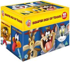 Cartoon - Looney Tunes Big Faces..