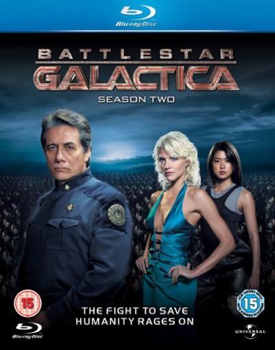 Tv Series - Battlestar Galactica..S.2