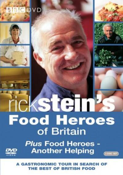 Tv Series - Rick Stein: Food Heroes &