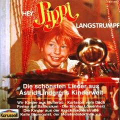 Audiobook - Hey Pippi Langstrumpf