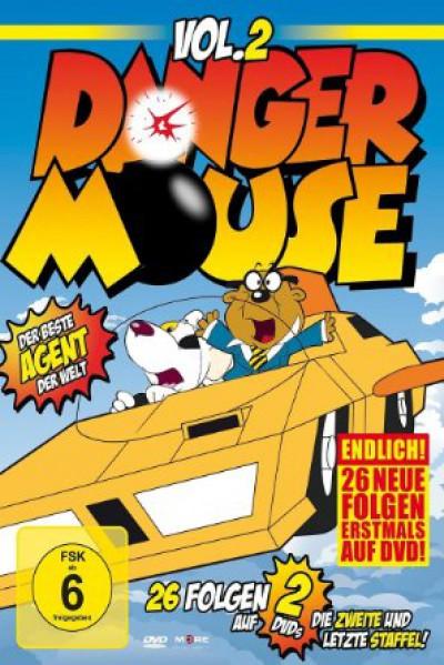 Animation - Danger Mouse Vol.2