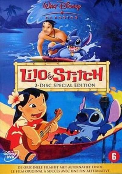Animation - Lilo & Stitch  Se