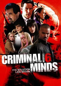 Tv Series - Criminal Minds Season 6