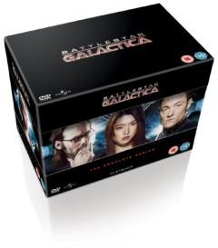 Tv Series - Battlestar Galactica Ltd