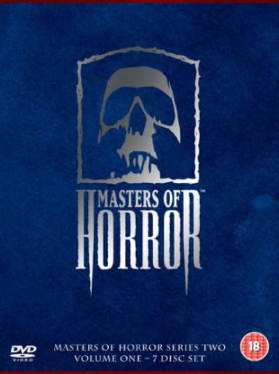 Movie - Master Of Horror S.2 V.1