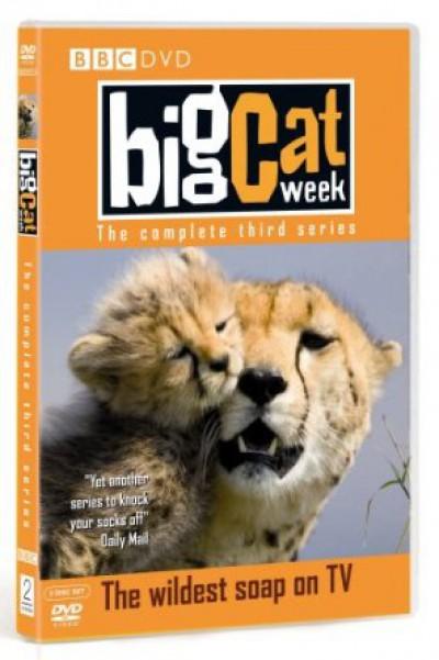 Tv Series - Big Cat Week   Series 3